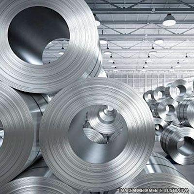 Bobina de aluminio preço