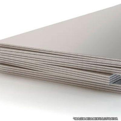 Chapa de aluminio preço