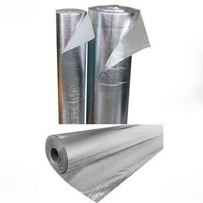 Filme de aluminio para telhado