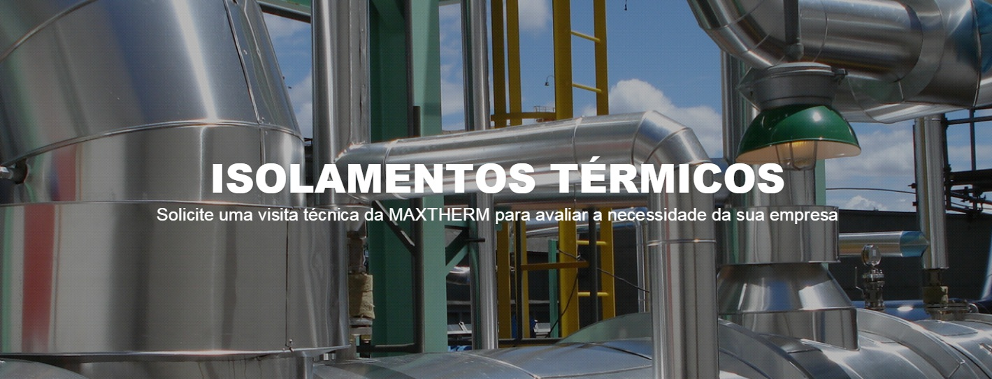 Empresa de isolamento térmico industrial