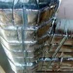 Isolamento térmico para tubulação de ar condicionado