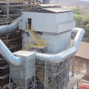 Isolamento térmico para tubulação de vapor